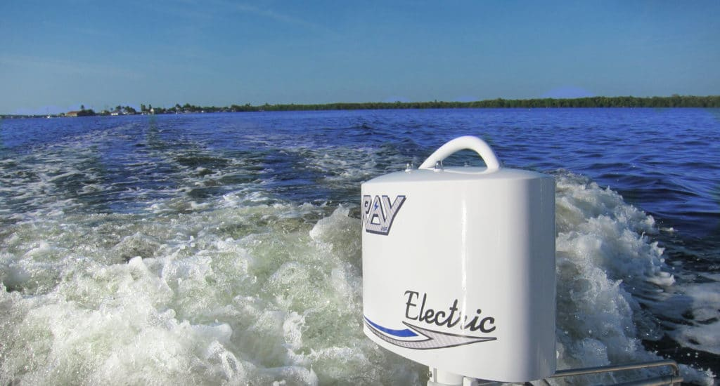 Ray Electric Outboards